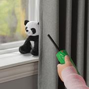 The Hide-N-Seek Panda.