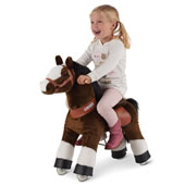 Pony Cycle Small Brown