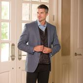 The Gentleman?s Slim Fit Body Warmer.
