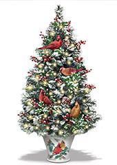 The Joseph Hautman Winter Wildlife Holiday Tree