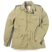M43 Field Jacket Olive Large