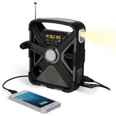 Best Emergency Radio Black