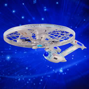 The U.S.S. Enterprise Quadcopter.