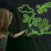 The Glow In The Dark Doodle Dome.