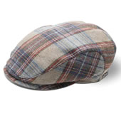 The Genuine Irish Linen Ivy Cap.