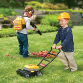 The Sound Emulating Junior Landscaper?s Tools.