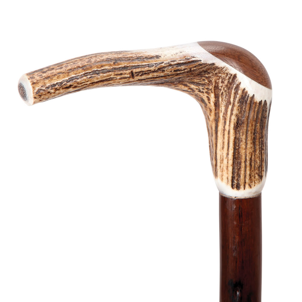 The Scottish Staghorn Walking Stick 2