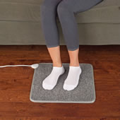 Circulation Enhancing Heated Ft Mat Gry