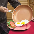 Scratchproof Nonstick Pan Set