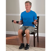 Seated Arm Toning Trainer