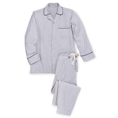 The Irish Flannel Pajamas.