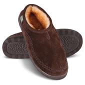 In Out Mens Sheepskin Scuffs Coc 10
