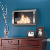 Picturesque Fireplace Stls Steel