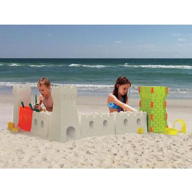 The Sand Castle Building Set.