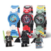 Childrens Star Wars Lego Watches Darth