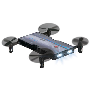 The Shirt Pocket Video Drone.
