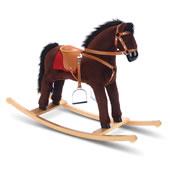 Classic German Rockiing Horse