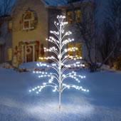 The 6 Foot Brilliant Lightshow Tree.