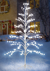 The 6 Foot Brilliant Lightshow Tree