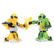 The Robotic Pugilists.