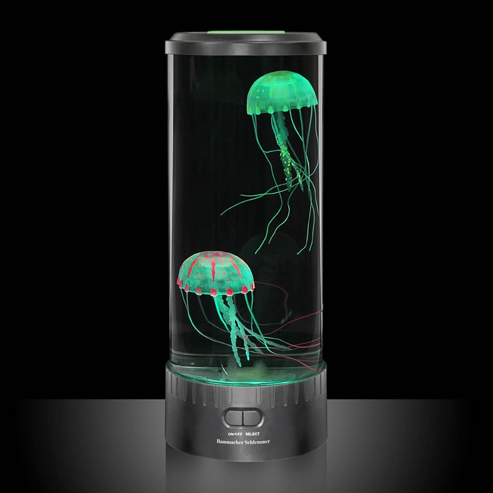 The Hypnotic Jellyfish Aquarium2