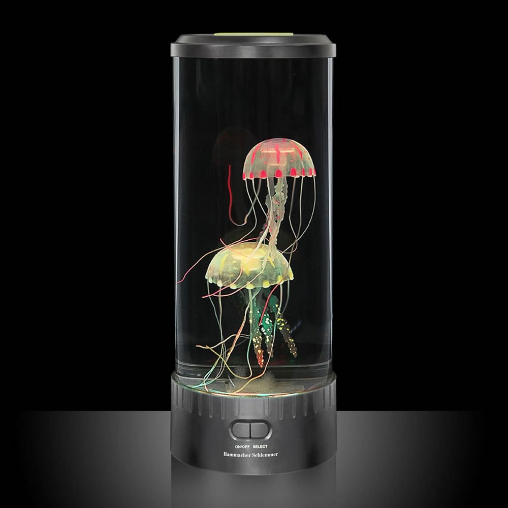 The Hypnotic Jellyfish Aquarium4
