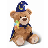 Animated Spell Casting Bear