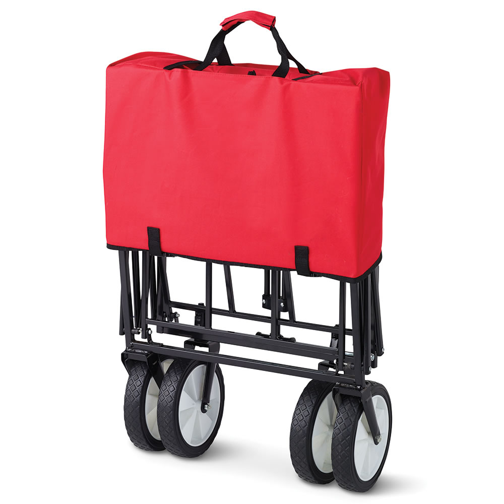 The Sandless Foldable Beach Wagon 2