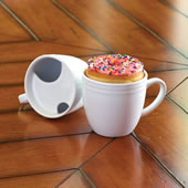 Doughnut Warming Mug 2 Pack