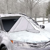 Windshield Snow Tarp