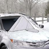 Windshield Snow Tarp