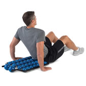 Back Pain Rlvng Accuressure Roller Blk