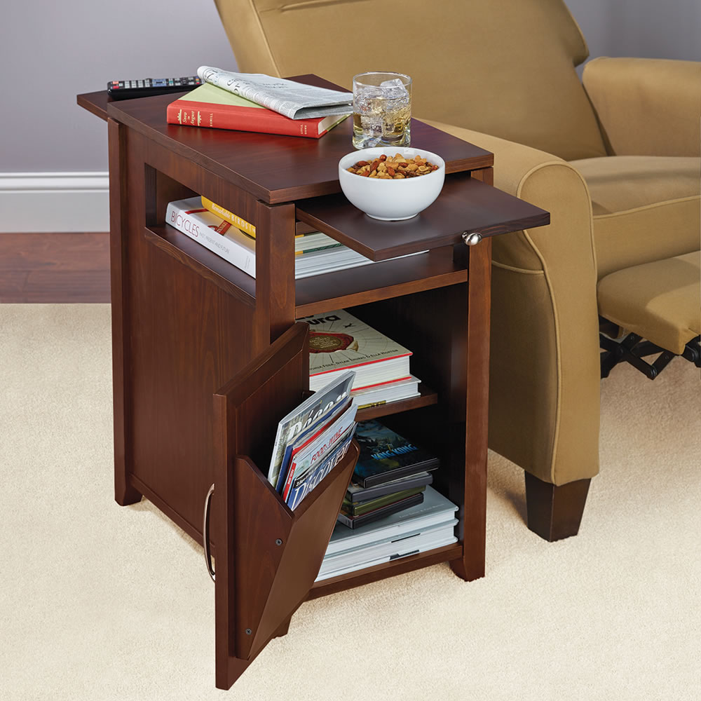 The Easy Access Recliner Side Table 1