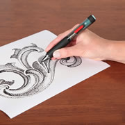 The Pointillist Artist's Electronic Pen.