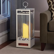 The Light and Warmth Candle Lantern.