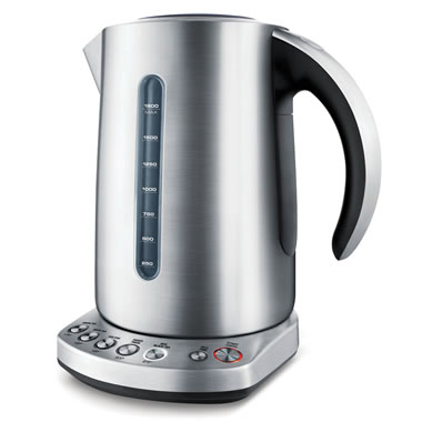 The Superior Electric Tea Kettle.