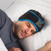Sleep Improving Biofeedback Headband Blk
