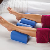 Cooling Elevated Leg Support Blue