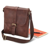 Ww2 Correspondents Leather Bag