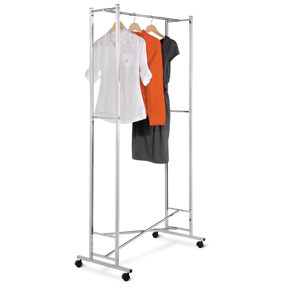 The Foldaway Mobile Coat Rack