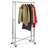 Fold Flat Coat Check