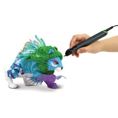 The 3D Printing Pen.