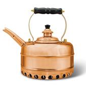 Her Majestys Copper Tea Kettle