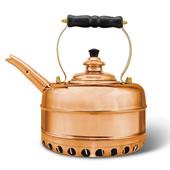 Her Majestys Copper Tea Kettle