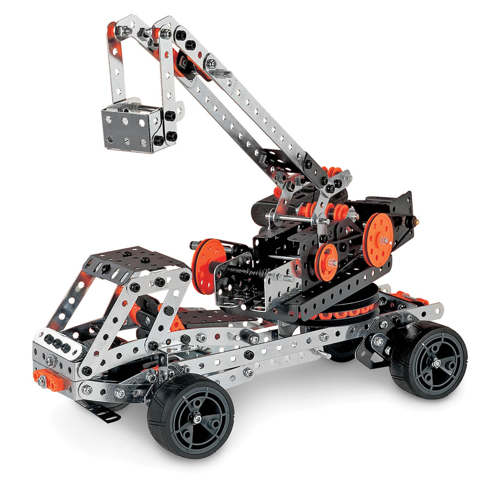 The Motorized Construction Set 2