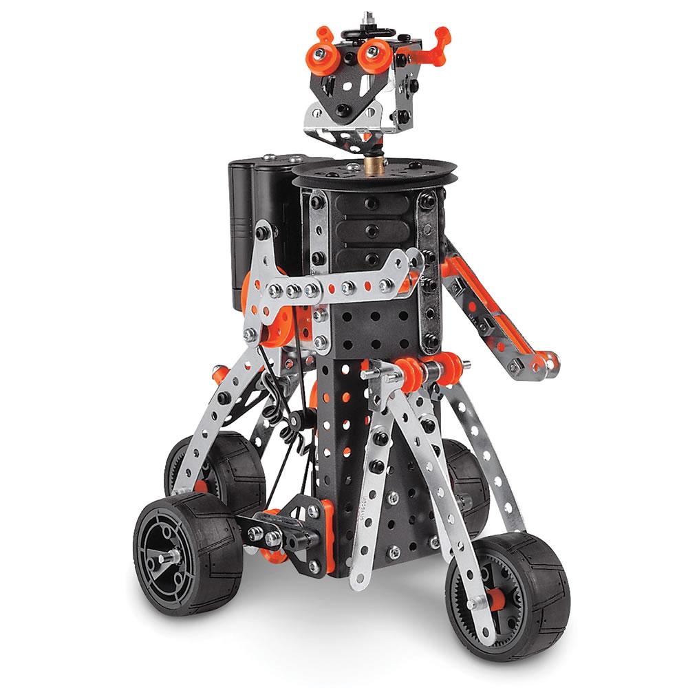 The Motorized Construction Set 3