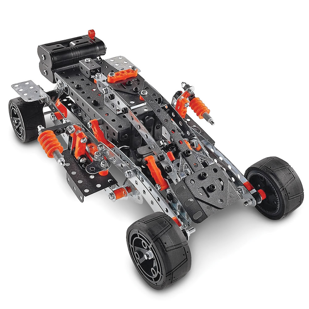 The Motorized Construction Set 5