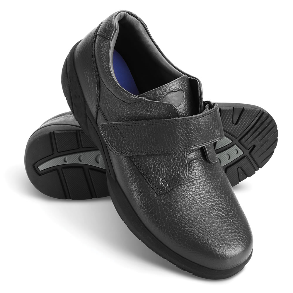 The Adjustable Fit Neuropathy Oxfords 1
