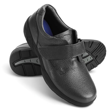 The Adjustable Fit Neuropathy Oxfords.