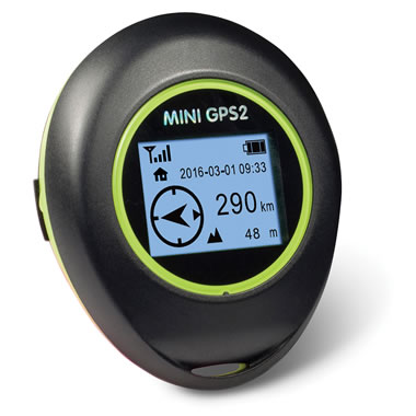 The GPS Homing Device.